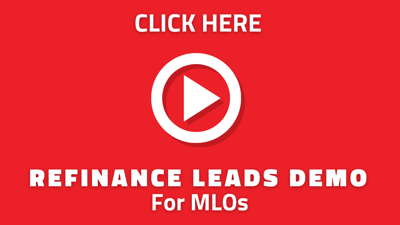 Refinance Lead Generation Demo